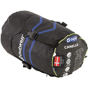 Outwell Canella Sac de couchage, blue